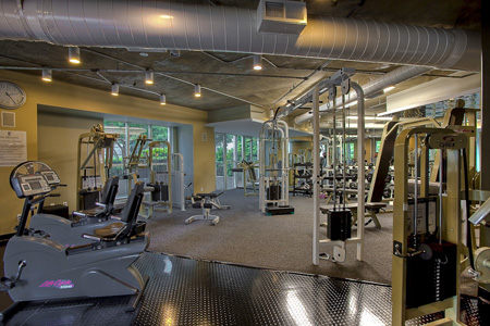 Mayfair fitness center