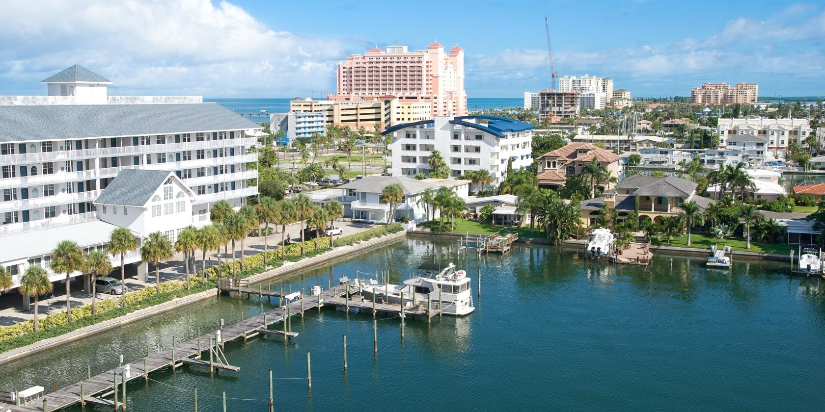 Clearwater Florida Beach Condo For Sale
