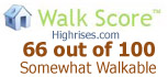 walk score for avalon station