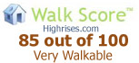 walk score for fries schuele