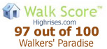 walk score for pointe at gateway