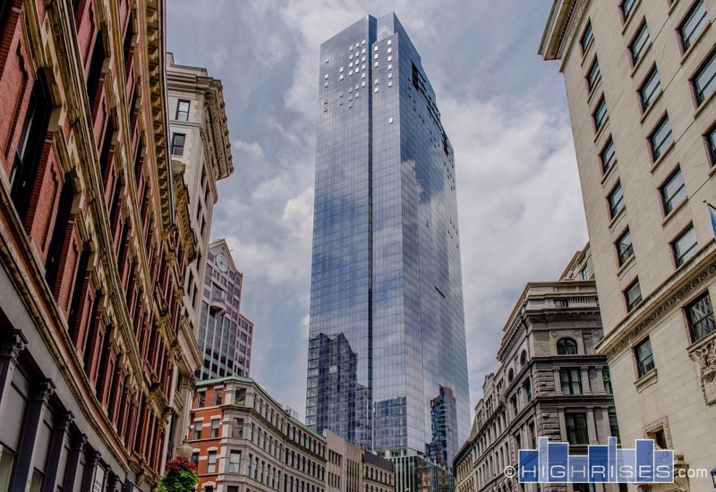 Millennium Tower Condos Of Boston Ma 1 Franklin St