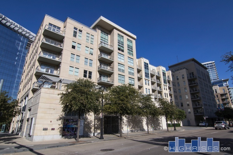 The terrace condos of dallas tx 2323 houston street for 1332 park terrace