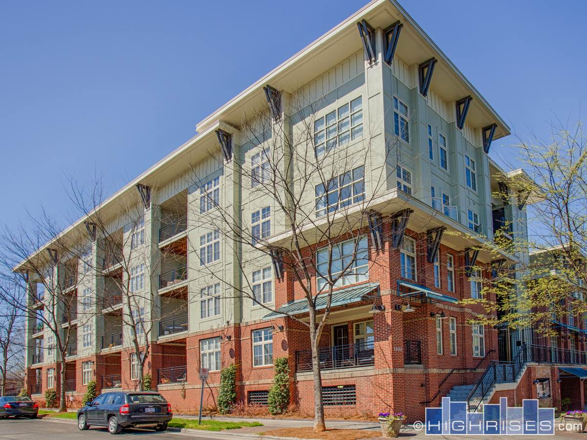Lofts In Uptown Charlotte Nc