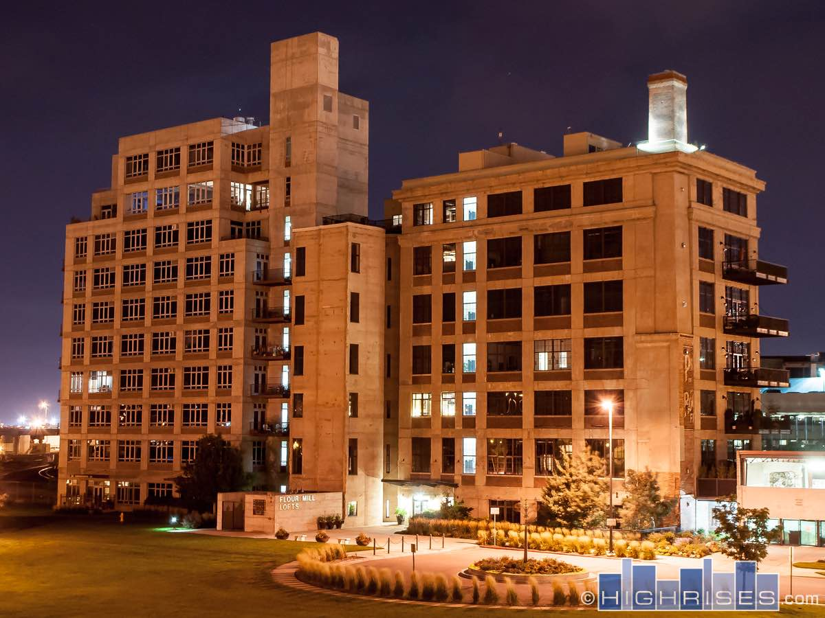 ... Flour Mill Lofts and condos for sale in Riverfront / Platte Valley  Denver, ...
