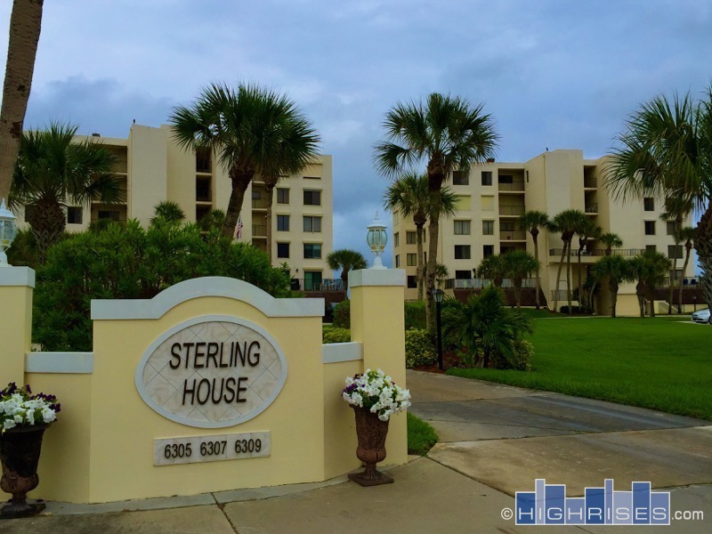 Sterling house condos of melbourne beach fl 6305 6307 for Sterling house