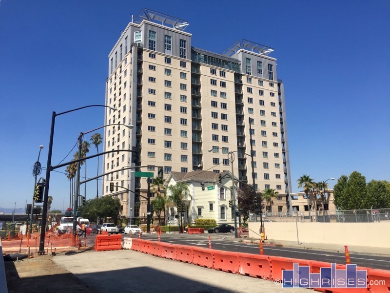 City Heights Condos In San Jose Ca 175 W St James St