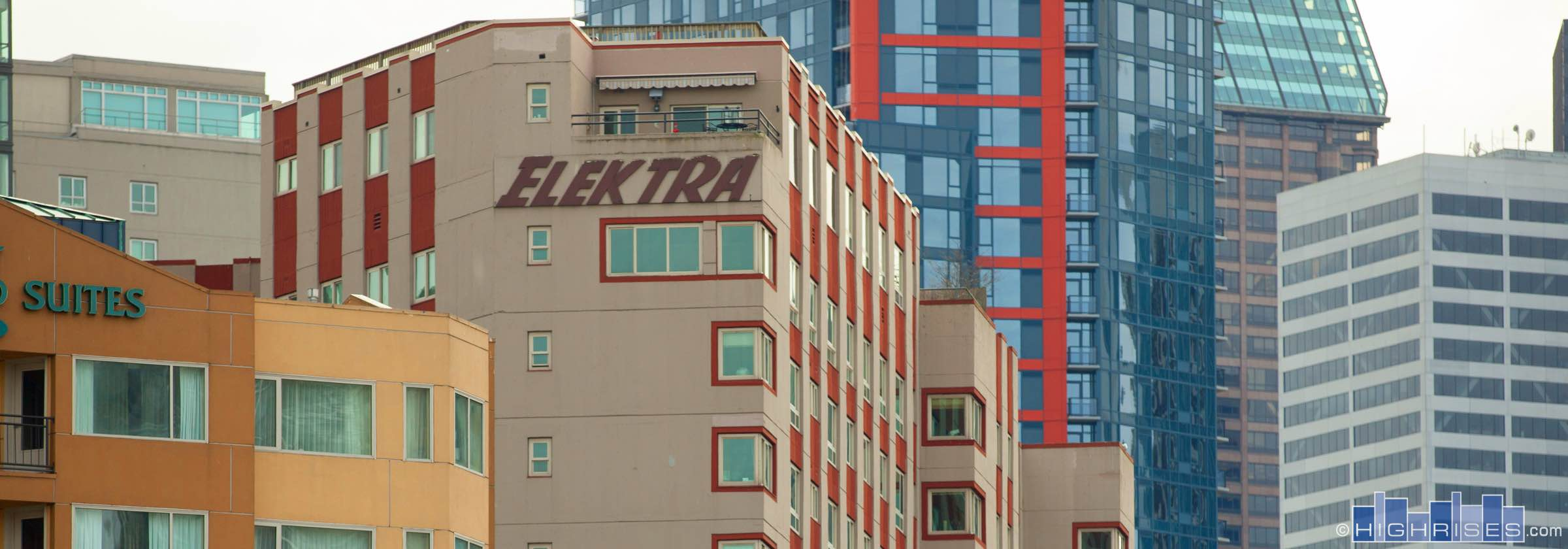 Elektra Condos Of Seattle Wa 1400 Hubbell Pl