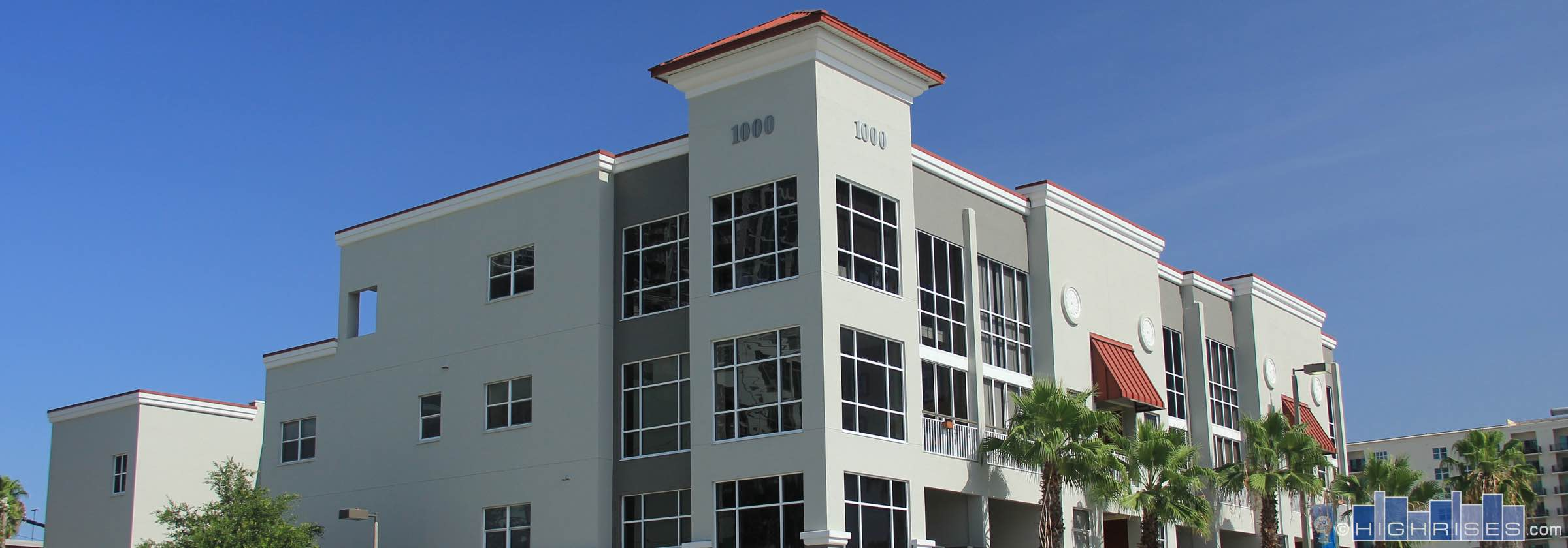 Channelside Lofts In Tampa Fl 1000 Channelside Blvd