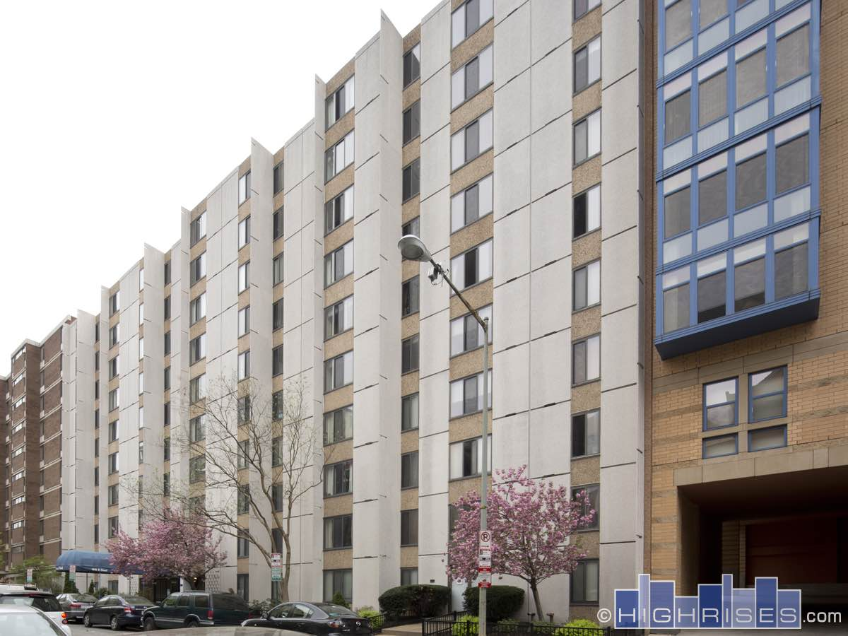 Town Terrace West Condos Of Washington Dc 1440 N St Nw
