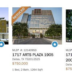 Dallas Condo Search