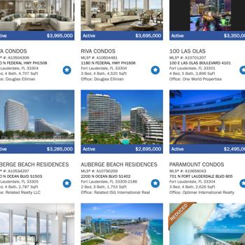 Fort Lauderdale Condo Search