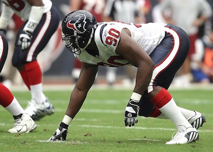Houston Texans football player