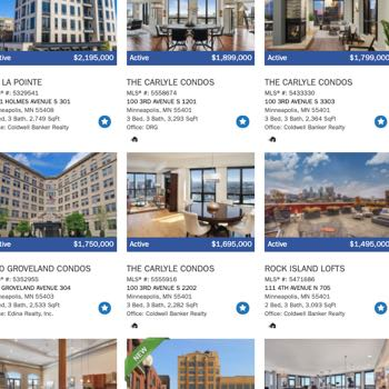 Minneapolis Condo Search