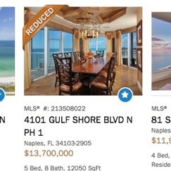 Naples Condo Search