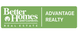 Better Homes Advantage Realty Logo
