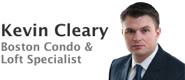 Kevin Cleary, Boston Condo Specialist
