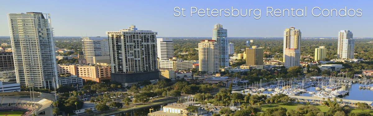 St Petersburg Rental Condos