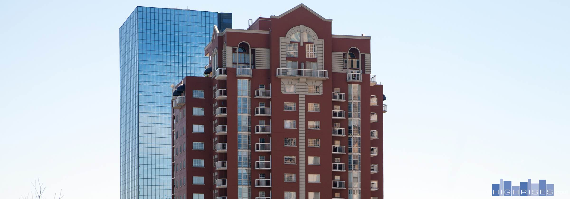 Villa at Buckhead Heights Condos of Atlanta, GA | 3435 Kingsboro Rd NE