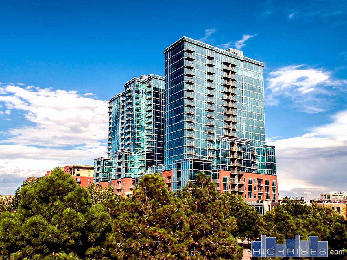 Glass House Condos of Denver | 1700 Bassett St