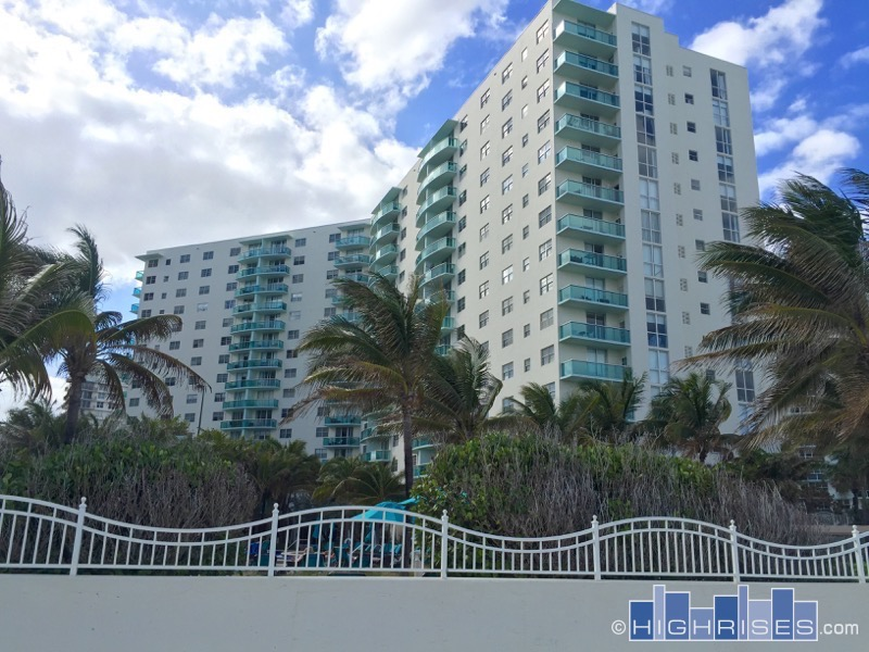 The Tides Condos Of Hollywood Fl 3801 Amp 3901 S Ocean Dr