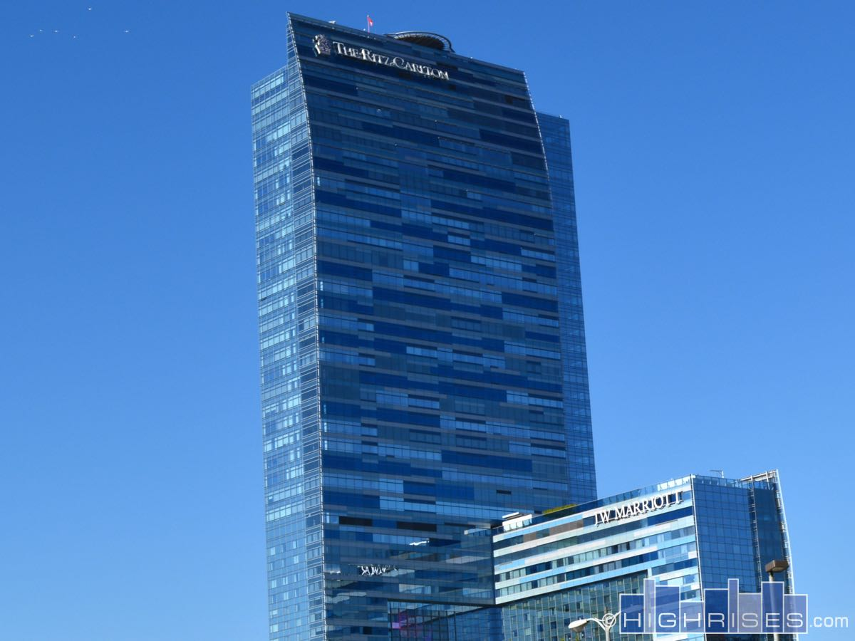 The Ritz Carlton Residences Of Los Angeles Ca 900 W
