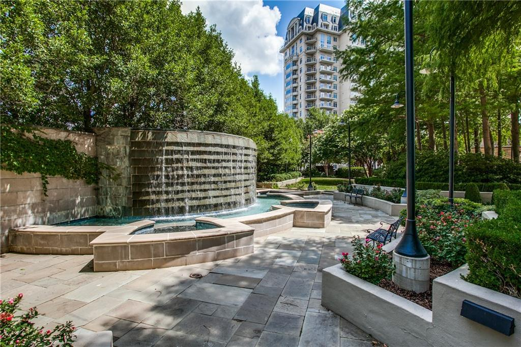 Mayfair condos waterfall