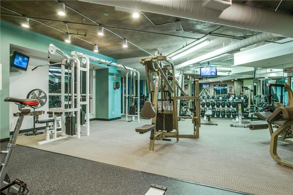 Mayfair Condos Gym