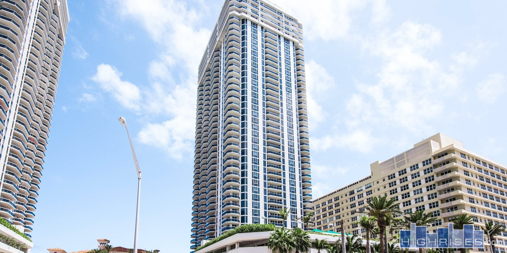 Green Diamond Condos of Miami Beach | 4775 Collins Ave.