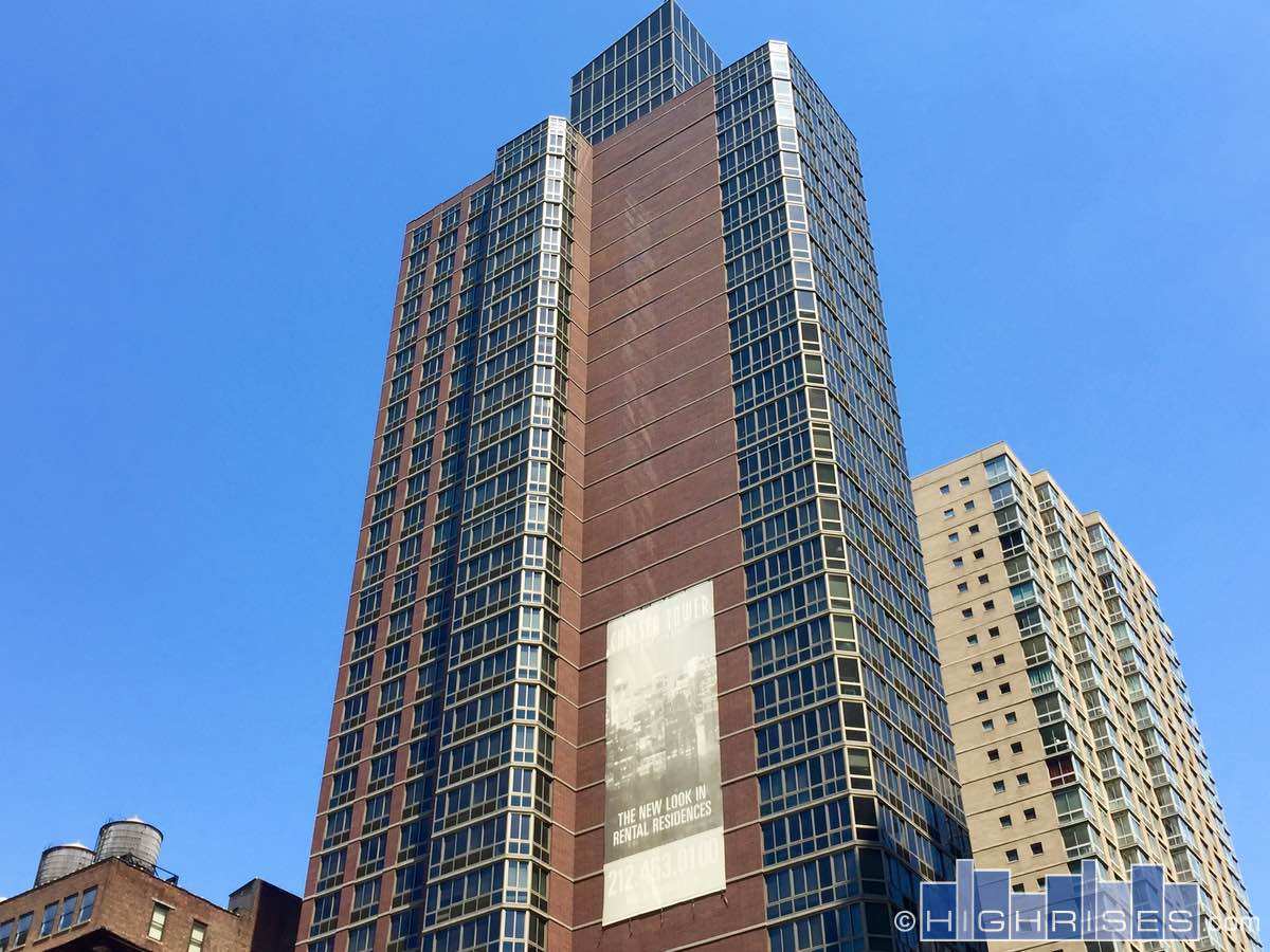 Chelsea Tower Apartments For Rent 100 Wes 26th Street