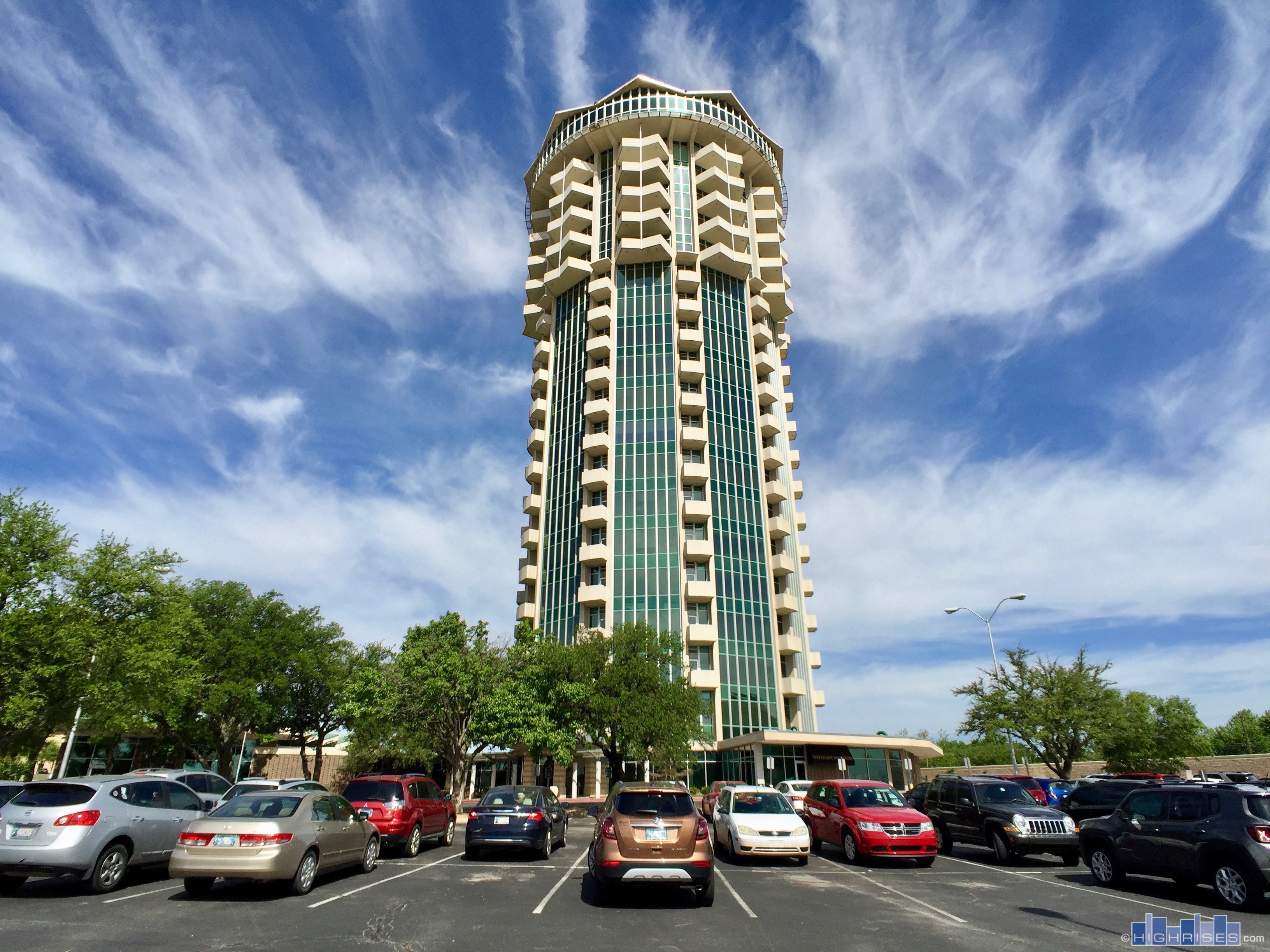 Founders Tower Condos Of Oklahoma City Ok 5900 Mosteller Dr