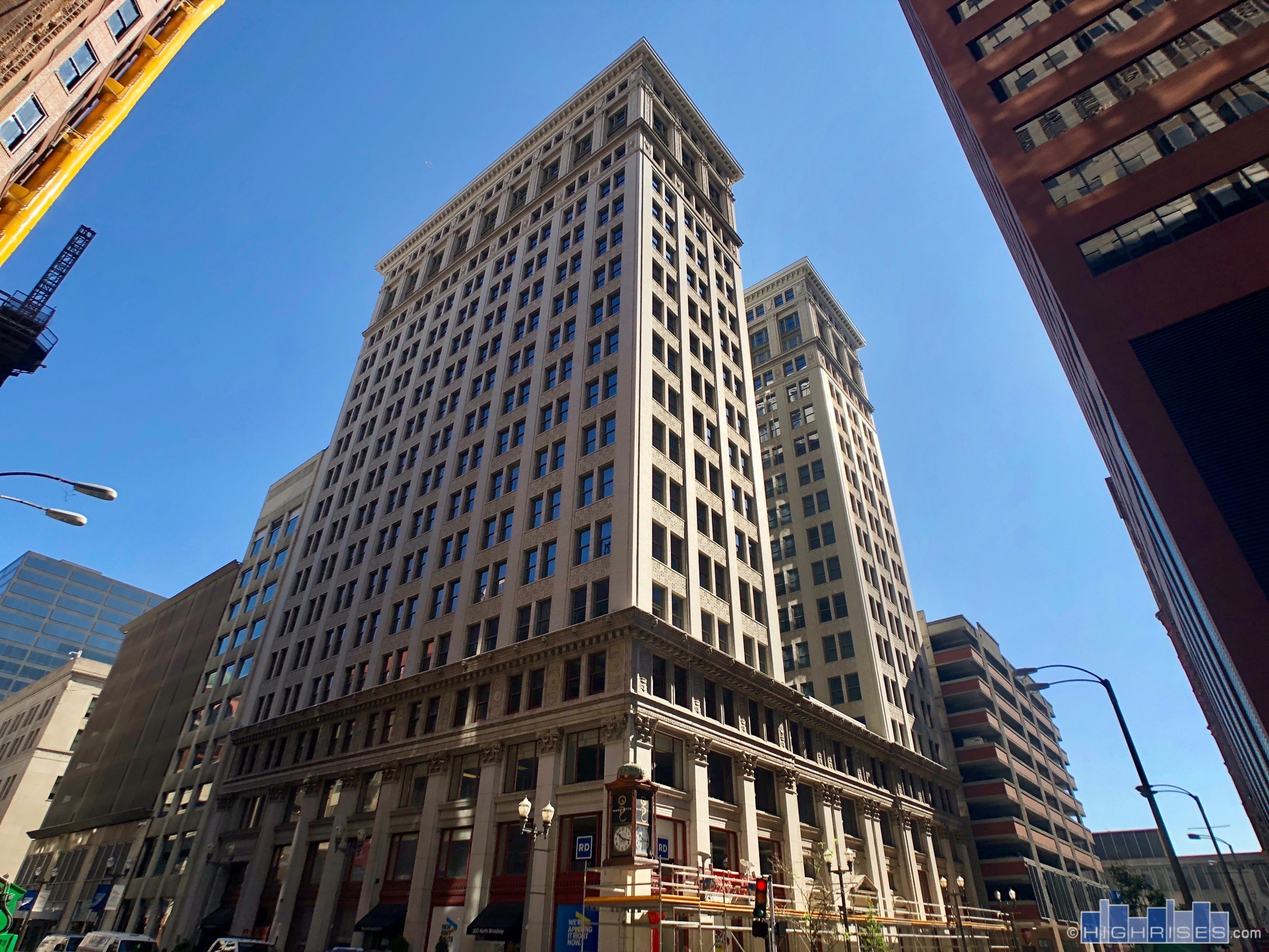The Marquette Condos Of St Louis Mo 314 N Broadway